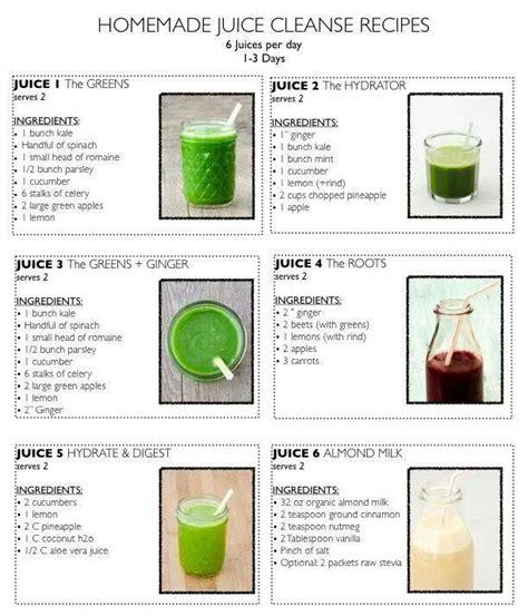 Best Juice Detox Plan by 17 Best Images About Healthy Juices On Juice