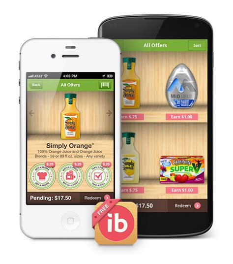 smart dollars survey ibotta earn back for purchasing groceries in store