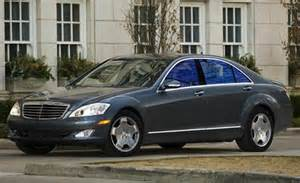2007 Mercedes S600 Car And Driver