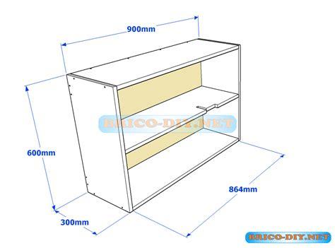 alacena definicion los planos exactos que har 225 n de tu mueble de cocina una