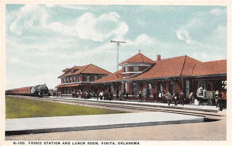 vinita oklahoma depot 187 frisco archive