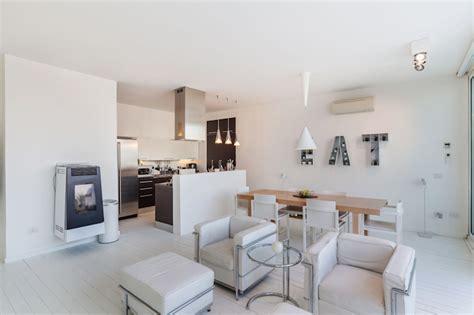 open space  cucina  soggiorno   mq idee  consigli