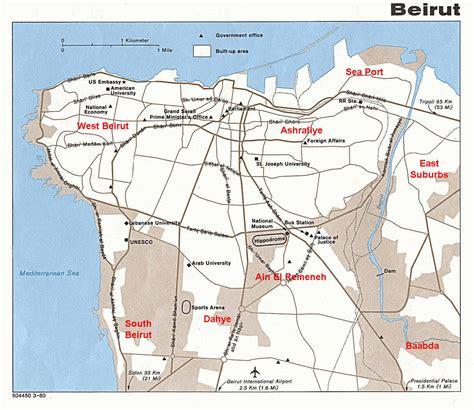 middle east map beirut beirut lebanon map adriftskateshop