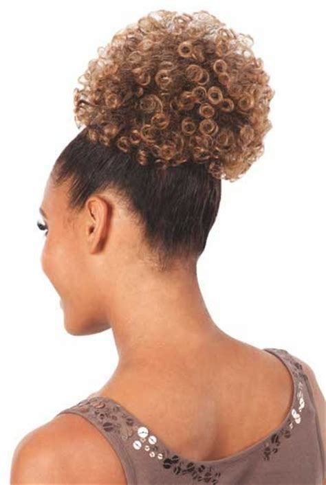 how to make a big afro ponytails freetress equal drawstring ponytail afro punk large