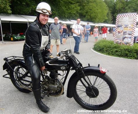 Motorrad Oldtimer Veranstaltungen by Motorrad Veteranen Historische Zweir 228 Der Motorroller