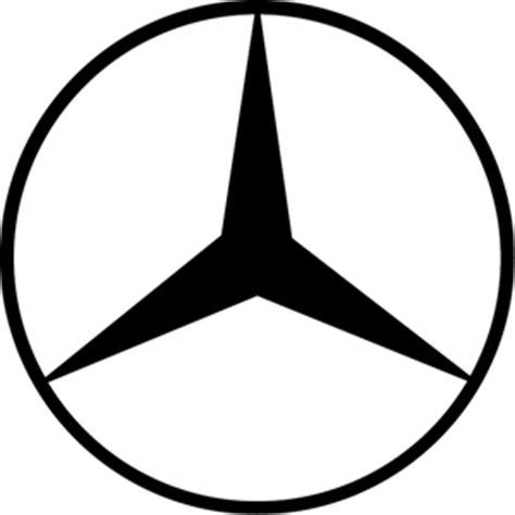 mercedes logo vector mercedes logo vectors free