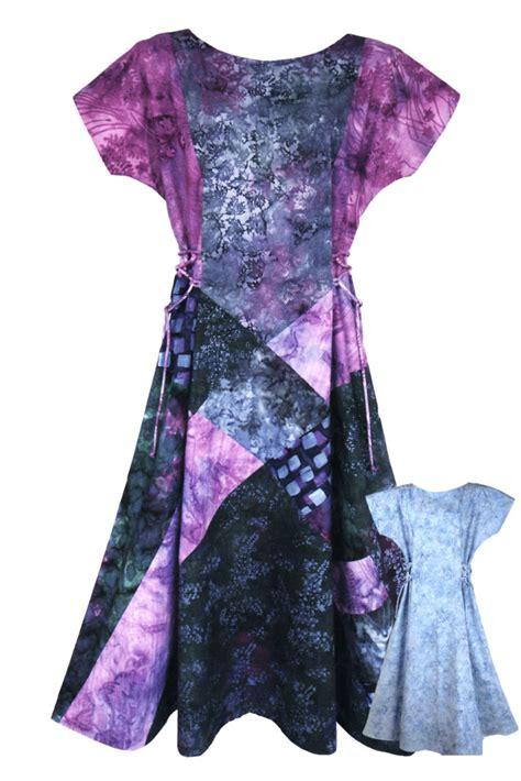 Cnt Dress xceptional patchwork dress pattern from cnt