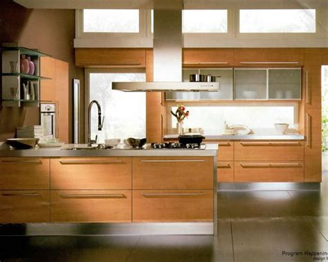beech wood kitchen cabinets italian designed scavolini kitchen with white granite and