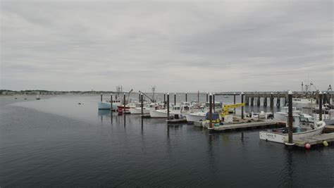 cape cod in june provincetown ma usa 23 june 2014 fishing boats on