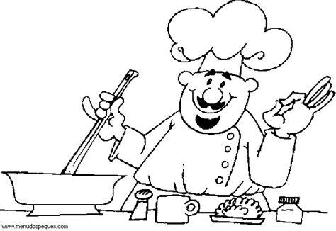 mi coleccin de dibujos mi colecci 243 n de dibujos cocineros para colorear