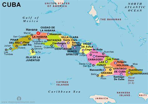 cuba on a map free cuba political map political map of cuba