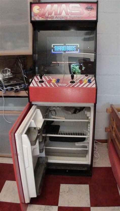 Make Your Own Arcade Cabinet by Build Your Own Arcade Cabinet Plans Woodworking Projects