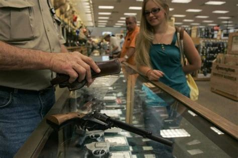 Background Check Baton Gun Store Owners Lose 70 000 In Sales As Fbi Admits Issue With Nics Website Jews