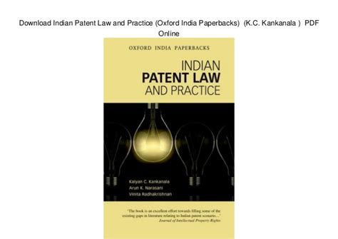 indian law sections pdf download indian patent law and practice oxford india