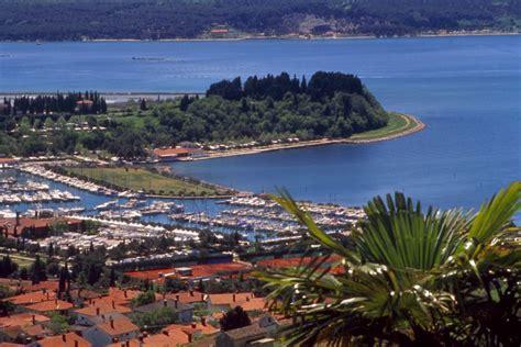 distanze tra porti porti turistici in slovenia portorose e pirano