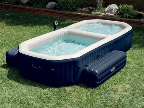 Siege Spa Intex 3160 by Spa Gonflable Intex Spa Plus Avec Piscine Int 233 Gr 233 E