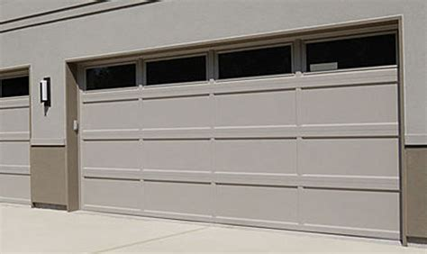Panel Garage Door by Cobalt Overhead Doors Serving San Antonio And