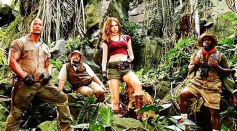 cgv jumanji review jumanji welcome to the jungle chơi điện tử