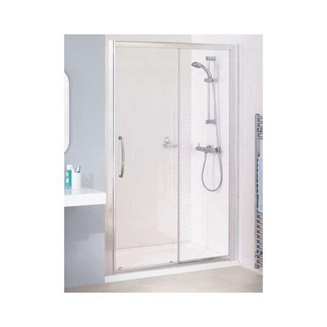 1500 Shower Door Lakes Bathrooms 1500mm Semi Frameless Sliding Shower Door Lkv2s150 05