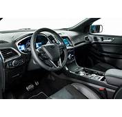 2019 Ford Edge ST Interior Drivers Side  Motor Trend