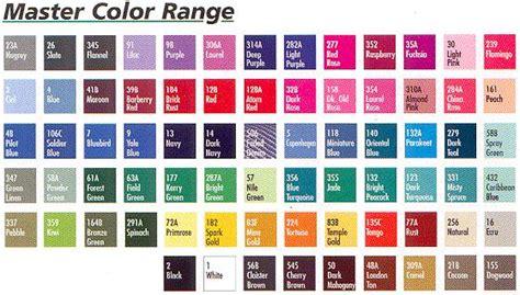 coats and clark thread color chart coats and clark thread color chart images