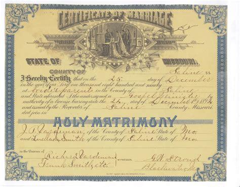 Smith County Birth Records Missouri Vardeman Vardaman Vardiman Documents
