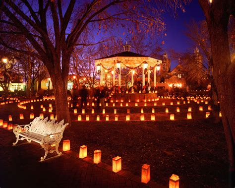 christmas luminary lights 5 light displays i d to see