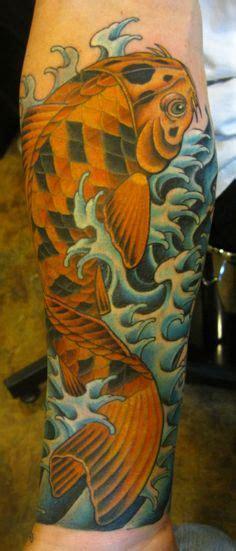ascending koi tattoo rates ascending koi from the depth done by jess yen horiyen