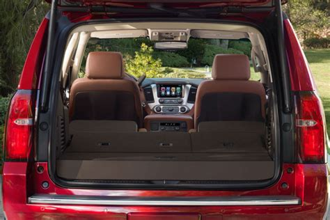 Tahoe Interior Dimensions by 2018 Chevy Tahoe Interior Dimensions Awesome Home