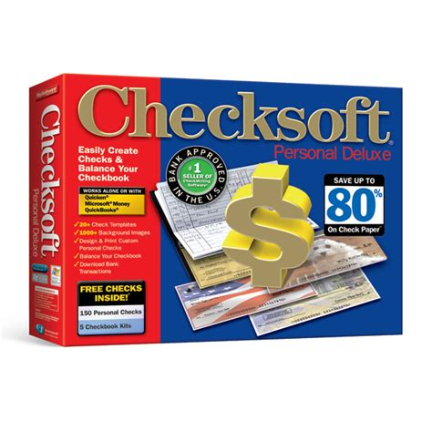 checksoft personal deluxe 14 avanquest