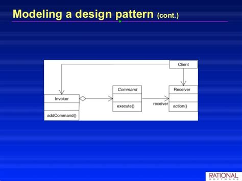 software design pattern mediator architecture