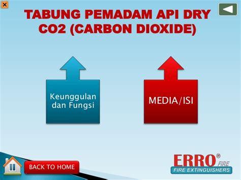 Tabung Pemadam Api Carbon Dioxide 9 Kg alat pemadam api ringan isi ulang tabung apar