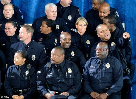police academy haircut president obama steps up his demand for assault weapons