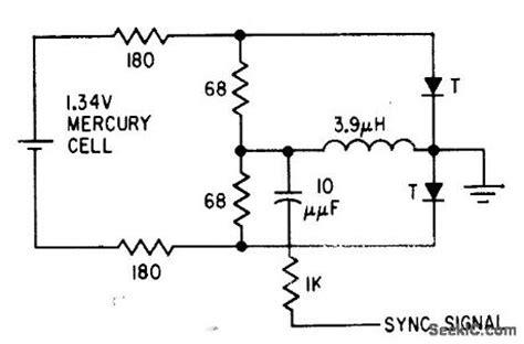 tunnel diode failure 10 mc td mvbr circuit diagram world