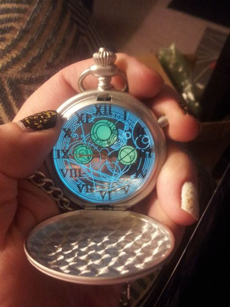 cool master pocketwatch doctor who redditgifts