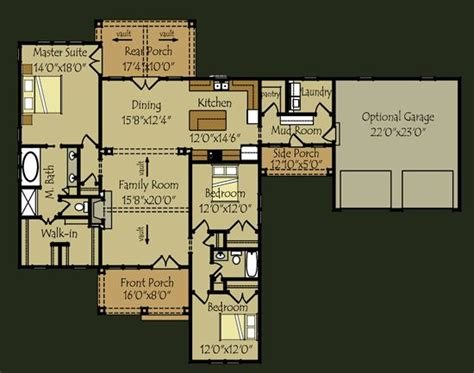 cottage house plans under 2000 sq ft 17 best images about house plans on pinterest craftsman the