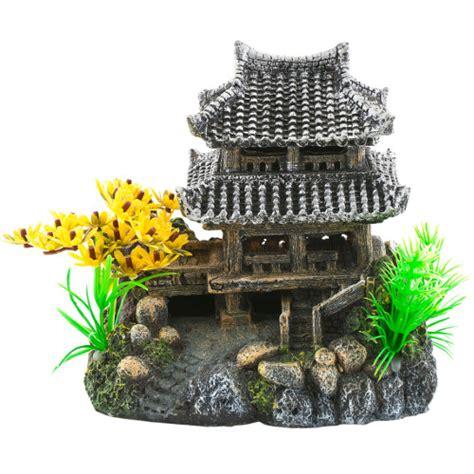 decoracion acuario decoraci 243 n para acuarios templo akihito tiendanimal