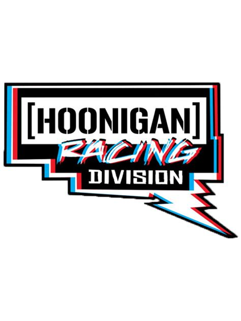 hoonigan racing logo hoonigan assorted 2017 racing division collection sticker