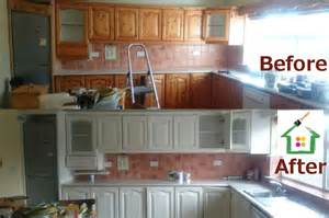 Professionally Painted Kitchen Cabinets Modern Professionally Painted Kitchen Cabinets And Nice