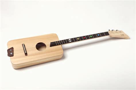 How To Make A Handmade Guitar - how to make your own cigar box guitar the loog