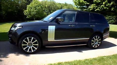 Variasi Paket Nmax All Black the all new range rover 4 4 autobiography sdv8
