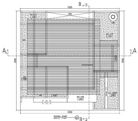 Rumah Di Lamongan desain rumah minimalis luas 100 m2 di lamongan indograha