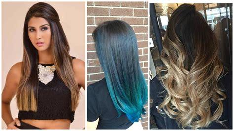 nuevas tendencias en colorimetria c 243 mo aclarar las puntas del cabello paso a paso
