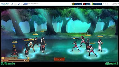 anime ninja realms greenspring realm level 90