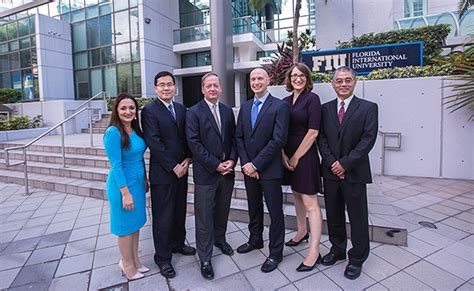 Fiu Executive Mba Ranking by Fiu S Hollo School Of Real Estate Named 2 In Global