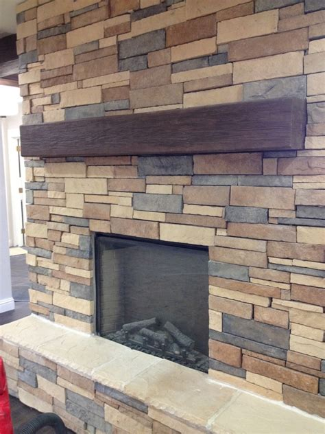 Faux Wood Fireplace Mantels by Custom Raised Grain Faux Wood Place Mantel Superior