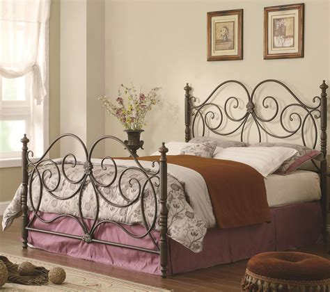 beds and headboards iron beds and headboards queen iron headboard footboard bed with scroll details