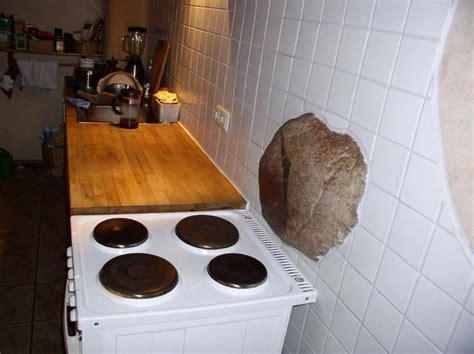 arbeitsplatte holz küche wohnzimmer farben tipps