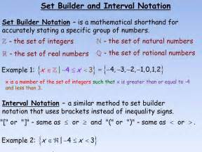 set builder and interval notation mp4