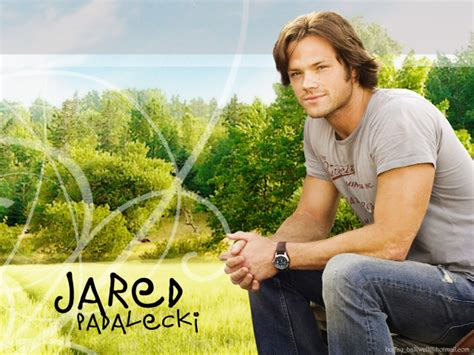 famous actors jared famous actor jared padalecki wallpapers and images
